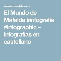 El Mundo de Mafalda #infografia #infographic – Infografías en castellano