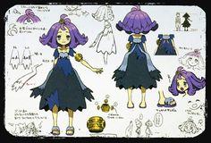 Lola aus Pokemon Sonne und Mond.