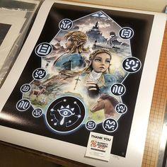 Here's my #legendofzelda #breathofthewild inspired #art #painting #artist #gaming #gamer #geek #nerd #etsy #etsyshop #indie #artwork #wallart #design #designer #zelda #loz #nintendo #fan #link #poster #tribute