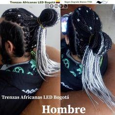 #trenzasafricanasledbogota @trenzasafricanasledbogota #trenzas_africanas_led @trenzas_africanas_led #trenzasafricanasenbogota @trenzasafricanasenbogota @trenzasafricanassoacha #trenzasafricanassoacha @trenzasafricanascundinamarca #trenzasafricanascundinamarca African Braids, Dreadlocks, Hair Styles, Led, Beauty, White Ombre, Tree Braids, Men, Braid