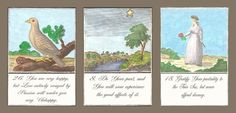 Diversions of the Court of Vienna (Coffee Cards)