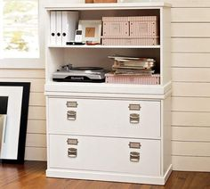 Bedford 2-Drawer Lateral File Cabinet #affiliate