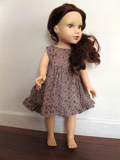 Robe été sans manches pour poupée Journey Girls