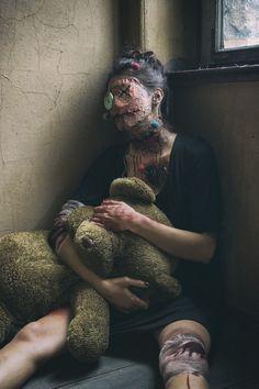 Photographer: Stella Szeszuła - Sit Zone Art... - Dark Beauty