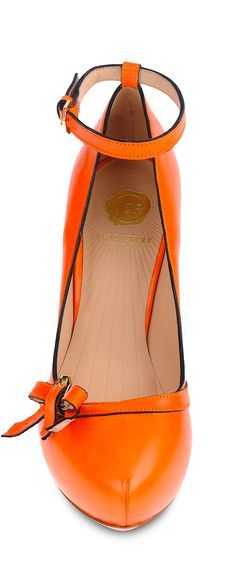 2c367ec82 Why are these not on my feet right this minute? Victor&Rolf High Heels in  Orange (Farbpassnummer Kerstin Tomancok / Farb-, Typ-, Stil & Imageberatung
