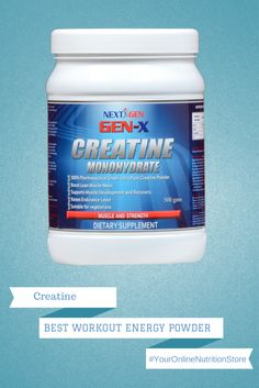 Creatine Monohydrate starting at just £12.99. What are you waiting for add your basket now.....www.nextgen-x.com