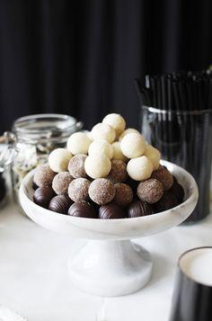 truffles | launch party: Ok.