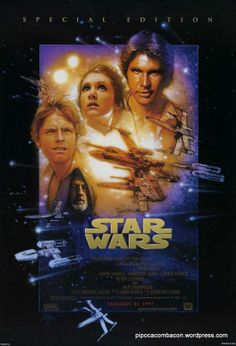 A fantastic Star Wars Episode IV: A New Hope movie poster! Be a good Jedi and check out the rest of our awesome selection of Star Wars posters! Need Poster Mo Star Wars Film, Star Wars Poster, Star Wars Episódio Iv, Star Wars Watch, Star Wars Art, Star Wars Episode 4, Episode Iv, Star Wars Identities, Neil Patrick