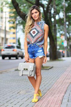 looks de blogueiras - Pesquisa Google