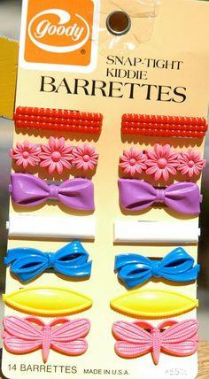 Goody Barrettes