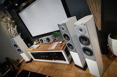 Coolest Home Entertainment System