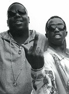 The Notorious BIG | P. Diddy