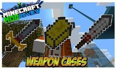 New post (Weapon Case Loot Mod 1.7.10) has been published on Weapon Case Loot Mod 1.7.10  -  Minecraft Resource Packs