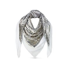 Sequin Square - Accessories - Scarves and shawls | LOUIS VUITTON