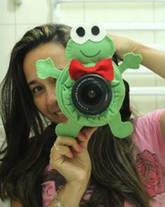 fantoches para câmeras