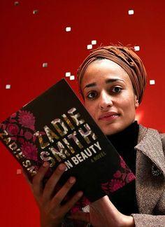 Zadie Smith, writer, On Beauty