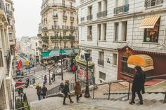 My kind of place: The Parisian district is another side to the French capital if you avoid the tourist traps, writes Olivia Gunning Bennani.