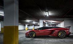 Lamborghini Aventador Novitec  I would love to have this as a poster in my son's room.