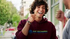 Moose, He went from being this awkward little dork, to such a hottie! Especially when he dances, ooh, I love himm<3