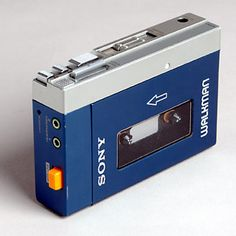 13 Year Old Uses Walkman for a Week. Ddr Brd, Sony Design, Teenage Engineering, Retro Vintage, Music Machine, Home Security Systems, Audio System, Tv Videos, Retro Design