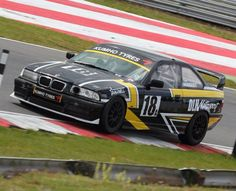 E36 M3 Race car Kumho BMW Championship