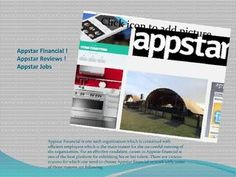 Appstar Financial ! Appstar Reviews ! Appstar Jobs  One of the most important about business is the transaction processing. Appstar provides all the required services for having quicker and easier transaction services which includes debit, EBT, gifts cards, credits, checks to home, small sized merchants, medium sized merchants and internet merchant. All these services are intended to offer quick processing of the transaction.
