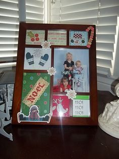 Scrapbooking Photo Craft