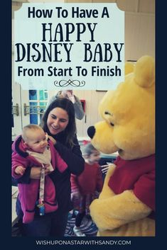 Can bringing a baby to Disney be easy? Get Disney tips from a mom that brought her 6 month old Disney baby. Find out what can a baby ride on, what Disney stroller worked for me, the best Disney resort for kids, and how to utilize your baby harness.