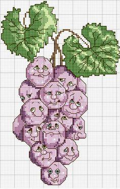 grapes no key