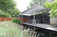Beste afbeeldingen van exclusieve tuinen jacuzzi lounge en