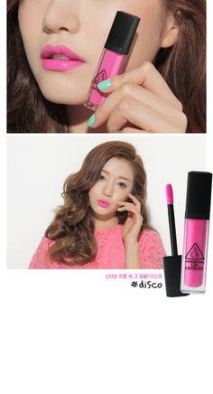 3 CONCEPT EYES LIP LACQUER | FashionShop【STYLENANDA】
