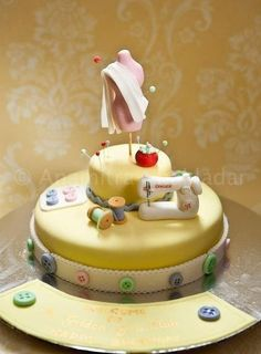 fashion design cakes