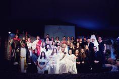 Das Musical Siegeskron- aufgeführt  Ostern 2016.