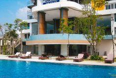 Luksushuoneisto Jomtienin rannasta! #unelmatalo #thaimaa