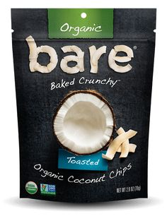 Fave Bare Baked Organic Coconut Chips