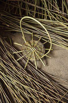 ZÁKLAD KOŠE Od velikosti dna a výšky oblouku se bude odvíjet příští podoba… Flax Weaving, Willow Weaving, Paper Basket Weaving, Art Deco Tattoo, Paper Pom Poms, Felt Gifts, Newspaper Crafts, Weaving Techniques, Wicker Baskets