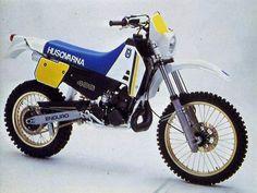 1985 Husqvarna WR400