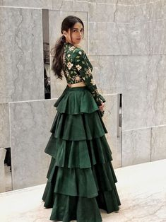 Buy beautiful Designer fully custom made bridal lehenga choli and party wear lehenga choli on Beautiful Latest Designs available in all comfortable price range.Buy Designer Collection Online : Call/ WhatsApp us on : Party Wear Indian Dresses, Indian Fashion Dresses, Designer Party Wear Dresses, Indian Bridal Outfits, Indian Gowns Dresses, Dress Indian Style, Indian Designer Outfits, Pakistani Dresses, Indian Fashion Trends