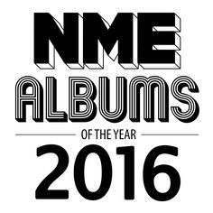 NME's Albums Of The Year 2016