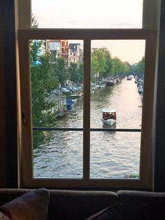 Canal Huis An Amsterdam-Style Eleven Experience - Golden-hour view of the Gentleman's Canal from Canal Huis 58 Amsterdam City Guide, Run Around, Digital Nomad, Golden Hour, Travel Style, All Over The World, Gentleman, To Go, The Incredibles