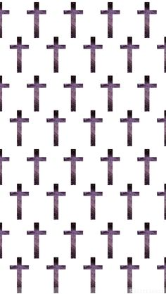 Crosses. Love!
