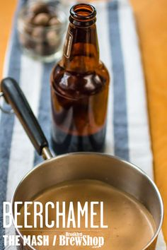 Beerchamel Stout Cooking with Beer Oatmeal Stout Sweet Mac and Cheese Sauces Mother Sauce Bechamel Lasagna Souffle Mac and Cheese Gratin Hoppy Nutty Recipe