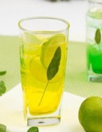 Tasty Juice Lemon Lime Ginger Ale