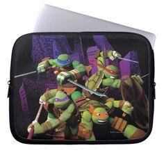 We are Heroes TMNT Team Laptop Sleeve! #tmntsleeves #nicktmnt For more visit http://www.zazzle.com/ninjaturtles?dp=238308729910790362