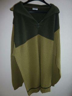 Khaki Zipper in Größe 176 / eher 36,38 Versand inklusive