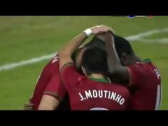 Gabon 2-2 Portugal (Friendly) Highlights - 14 November 2012