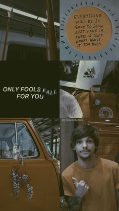 Louis Tomlinson | ctto: @stylinsonphones