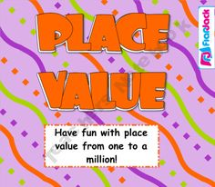 Place Value SMART BOARD Game Geared to 4th grade CCSS  $3.00