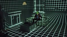 Video: Sony Makes Their Own Holodeck (with Projection Mapping)