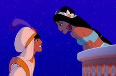 17 Ideas humor disney aladdin for 2019 Princesa Disney Jasmine, Jasmine Disney, Aladdin Et Jasmine, Disney Magic, Disney Love, Disney Art, Punk Disney, Studio Disney, Walt Disney Studios